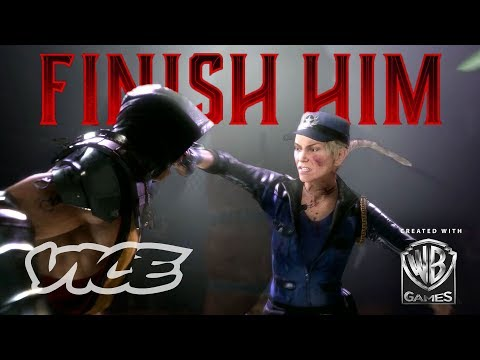 The Road to Mortal Kombat 11 - American Obsessions | Created with WB Games