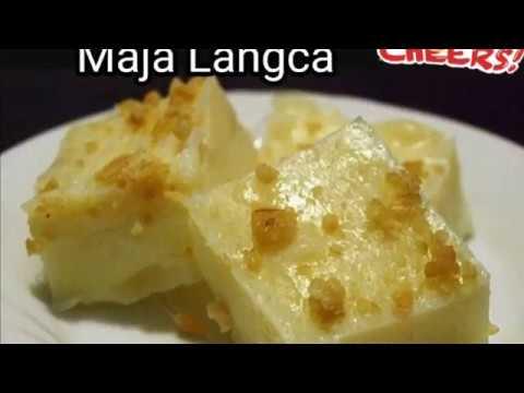 Maja Blanca Dessert Recipe