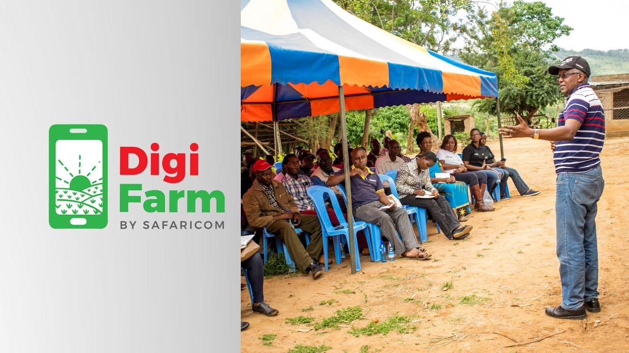 DigiFarm Makueni County Exposition Visit for Homa Bay County Farmers – June 2019
