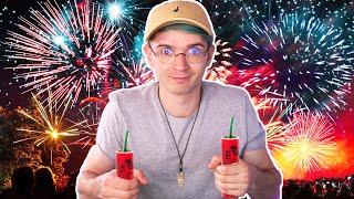 SIMULÁTOR PYROMANA!! | Fireworks Mania