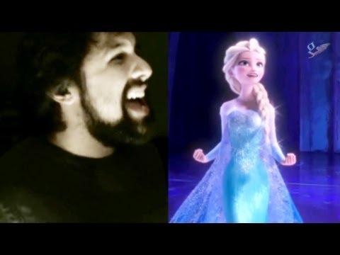 Let it go (phiên bản nam và nữ) nổi cả da gà