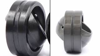 Custom Steel Radial Spherical Plain Bearing GE60ES-2RS Ball Joint Bearing