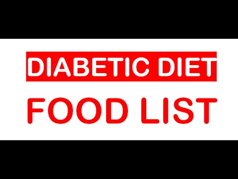 Recomandări de diabet în 2015