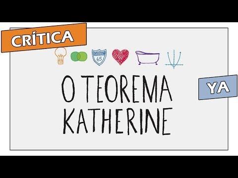 Crítica: O Teorema Katherine, de John Green