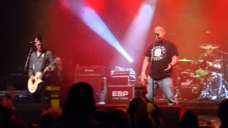 Angelic Upstarts - Last Night Another Soldier (Live@Glasgow)