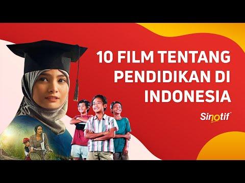 10 film tentang pendidikan di indonesia