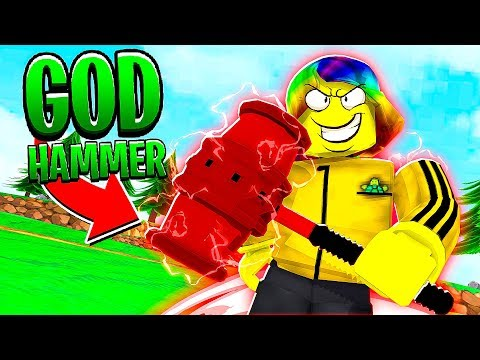 I used a GOD BAN HAMMER... BANNED ALL YOUTUBERS.. (Roblox)