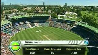 India vs Australia Final WC 2003 Short HD Highlights   YouTube