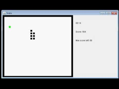 Snake Game in Java [with Source Code on Github]