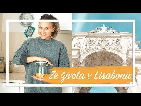 Náš byt v Lisabonu, ZERO WASTE nákupy, jak si vařím | Ze života Weef #5