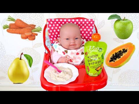 КАК МАМА Готовила Полезный Завтрак Для Девочки Ариши Мультики Куклы Пупсики 108мама тиви