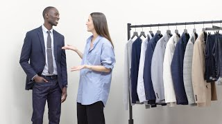 How To Break Up Your Suit | Men's Suits