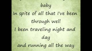 Trying To Get To You by Faith Hill *Lyric Video*
