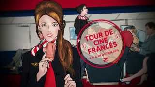 TOUR DE CINE FRANCÉS 2015