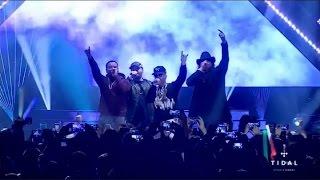 Zion y Lennox, Farruko, Yandel - Pierdo La Cabeza (En Vivo) | TIDAL Concert