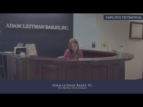 Employee Testimonial testimonial video thumbnail
