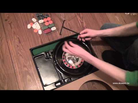 Unboxing Brain Games Casino Roulette 2013
