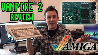 Vampire 2 Review - The Fastest Amiga Ever?!