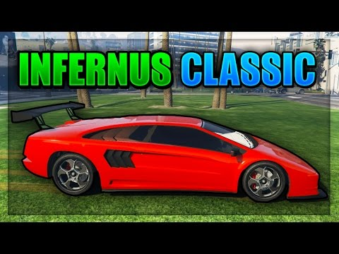 "GTA 5 NEW DLC CAR ""INFERNUS CLASSIC"" SPENDING SPREE & CUSTOMIZATIONS! (GTA 5 DLC)"