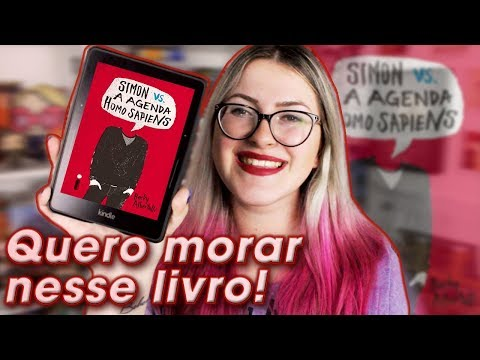 PLAYLIST DO LIVRO: Simon vs. A agenda homo sapiens ?