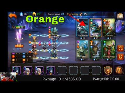 We Unlocked A Orange Hero First Win in Chicken Dinner Heroes Charge