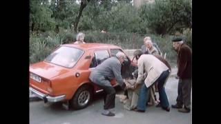 Škoda 120 L ve filmu: KULOVÝ BLESK