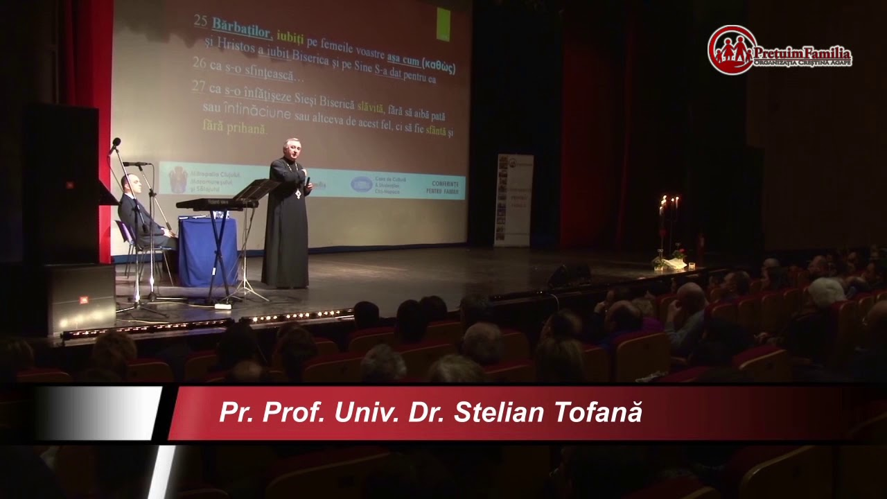 O floare de ziua îndrăgostiților - Pr. Stelian Tofană