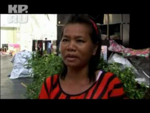 Беспорядки в Тайланде: стреляют даже в отелях