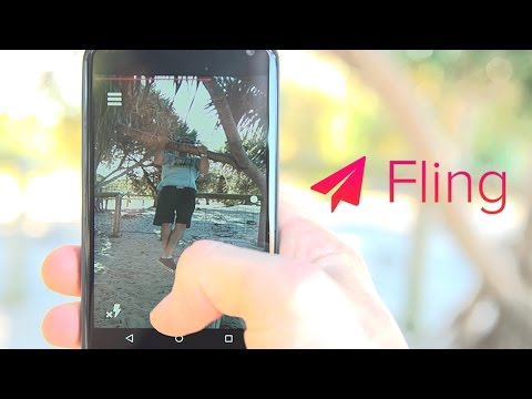 """NEW and Exciting Social Network"" Fling – Message The World App Review"