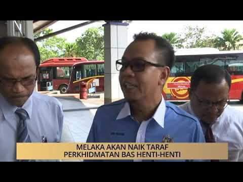 AWANI - Melaka: Melaka akan naik taraf perkhidmatan bas henti-henti