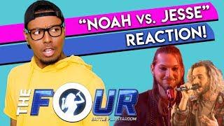 Jesse Kramer vs. Noah Barlass | S2E5 | THE FOUR (PART 2/3)