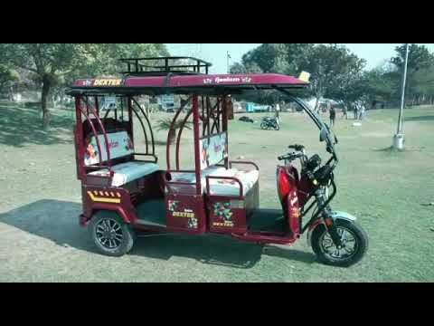 Neelam Dexter E-Rickshaw