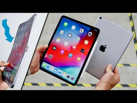 2018 IPad Pro DROP & BEND Test! Thin Is Bad.. Mp3