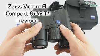Zeiss Victory FL Compact 8x32 T* binoculars review | Optics Trade Reviews