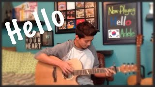Hello - Adele - Cover by Andrew Foy