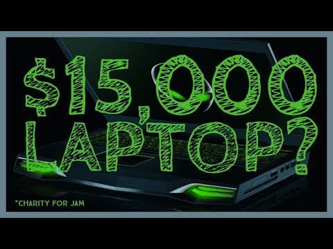 $15,000.00 Laptop?  | Jam's Game Life