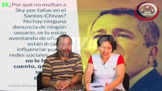 JORGE VERGARA COMPARA SKY CON CHIVAS TV