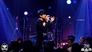 ทางผ่าน - PURE [ Cover MAHN Feat. เกมส์ ทรงไทย ] @24 BAR