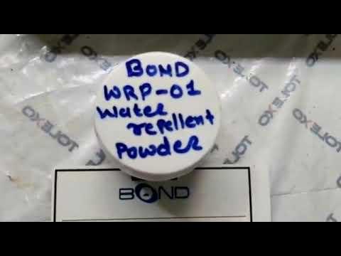 WATER REPELLENT POWDER