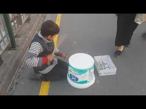 Yoğurt Kovasını Bateriye Dönüştürmek
