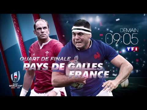 Pays de Galles France - BA TF1