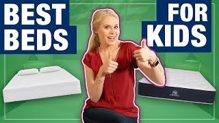 Best Mattress For Kids, Children & Small Person (TOP 7 BEDS!)