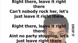 Drop It   Trevor Jackson Lyrics