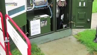 Superfast Cornwall: Inside a BT fibre broadband cabinet