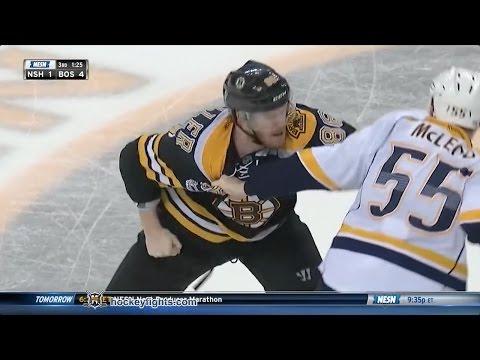 Kevan Miller vs. Cody McLeod