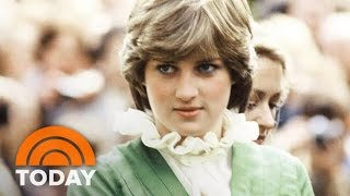 Remembering Princess Diana When She Was Still Just 'Shy Di' | TODAY