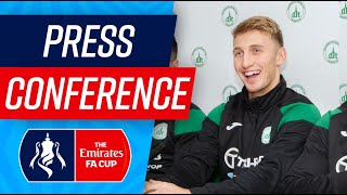 FA Cup Press Conference Part 1