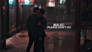 Magnus & Alec - Please don't go