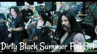 Dirty Black Summer Full Set