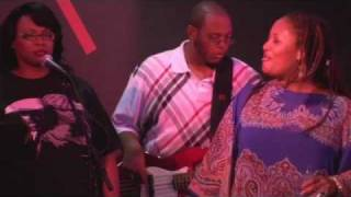 "Lalah Hathaway & Toni Scruggs Perform ""Summertime"" Live At BHCP Center Stage (Part 3/10)"